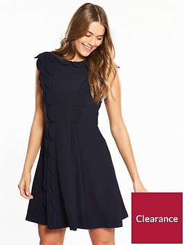 ted-baker-triksi-a-line-scalloped-panel-skater-dress