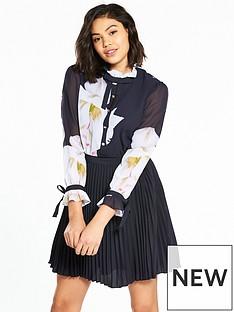 ted-baker-ted-baker-ellona-gardenia-frill-bow-sleeved-dress