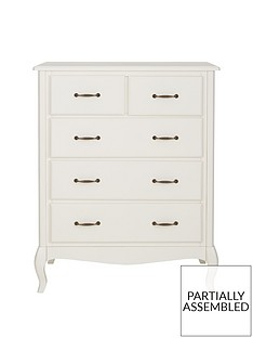 Olivia 3 + 2 Drawer Chest