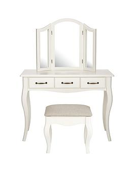 olivia-dressing-table-mirror-and-stool-set