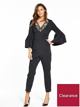 ted-baker-ted-baker-bixie-embellished-full-sleeve-jumpsuit