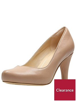 clarks-dalia-rose-platform-court-shoe