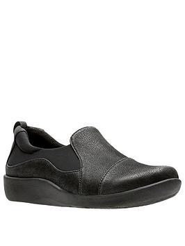 Clarks Sillian Paz Slip On Shoe