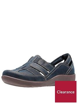 clarks-sillian-stork-slip-on-shoe-navy