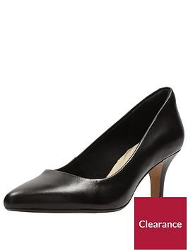 clarks-isidora-faye-mid-heel-court-shoe-black