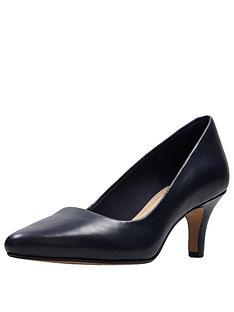 clarks-isidora-faye-mid-heel-court-shoe-navy-leather
