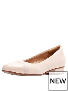 clarks-keesha-rosa-ballerinanbspshoe-nude