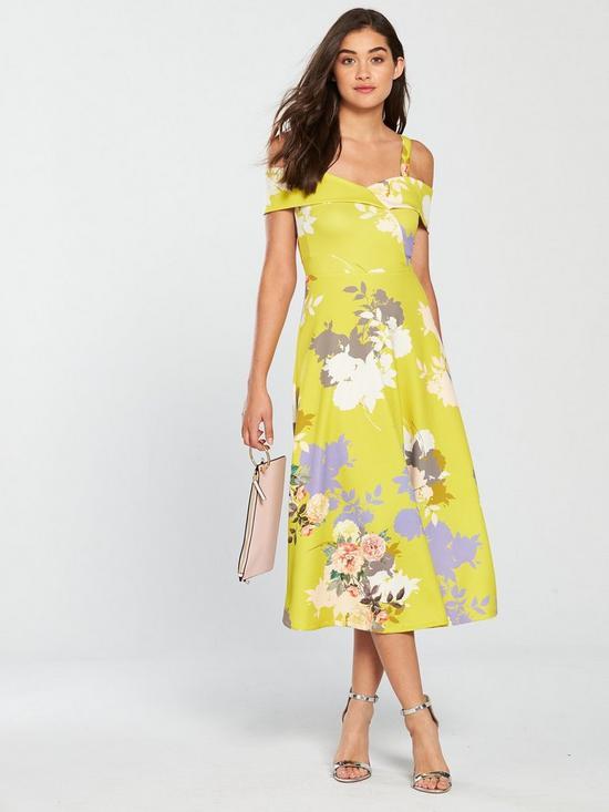 V by Very Bardot Prom Dress | very.co.uk