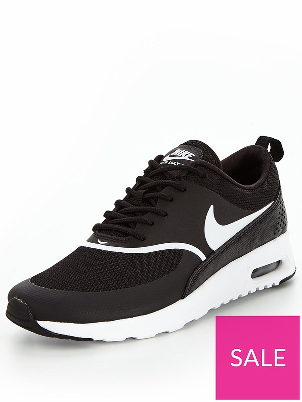 cheap for discount 2f07a f4f15 Nike Air Max Thea - Black White