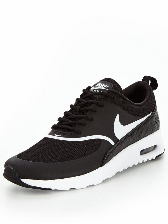 967e8d4fd75e Nike Air Max Thea - Black White
