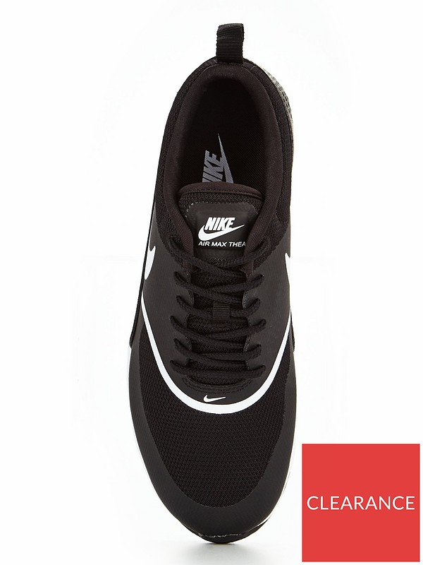 quite nice low priced fresh styles Air Max Thea - Black/White