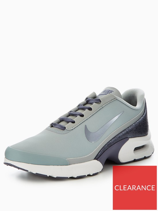 the best attitude b83b3 396a7 Nike Air Max Jewell Leather - Grey   very.co.uk
