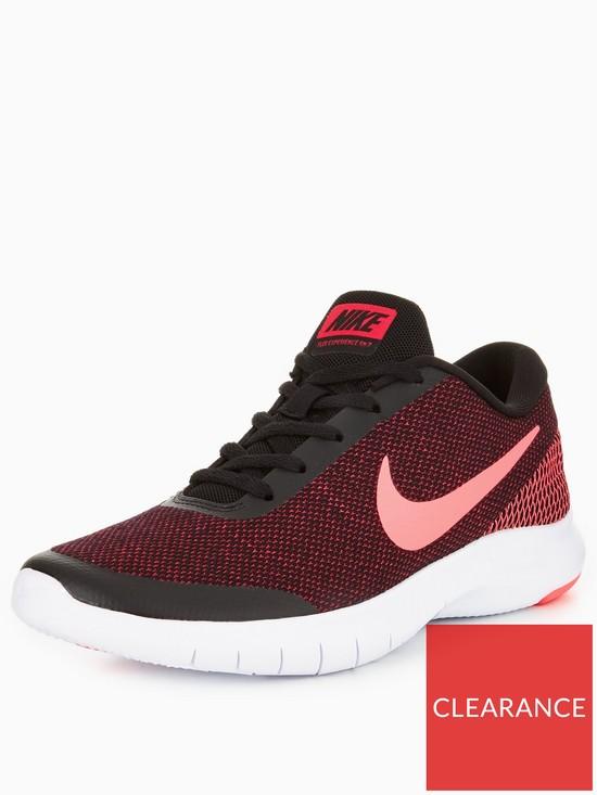e41916f92d24 Nike Flex Experience RN 7 - Black Pink