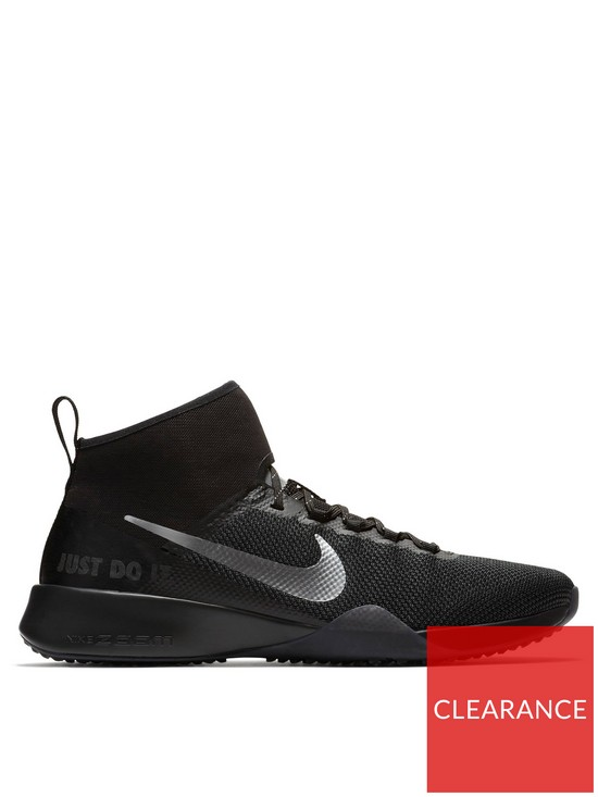 0f325c09f7f90 Nike Air Zoom Strong 2 - Black