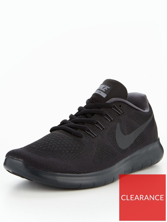 2c127c227c3 Nike Free RN 2017 - Black