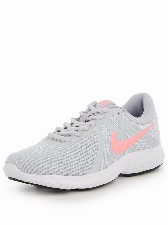 newest eb717 5e142 Nike Revolution 4 - Grey Pink