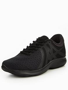 huge discount 72b10 ac550 Nike Revolution 4 - Black