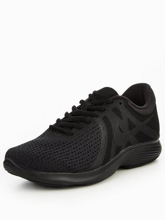 a2ae3050029f9 Nike Revolution 4 - Black