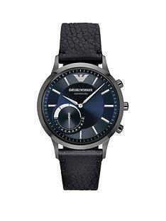 emporio-armani-emporio-armani-connected-black-leather-strap-hybrid-smartwatch
