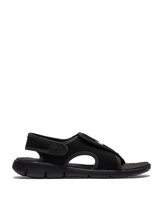 sports shoes 2e52e 5cc4e Nike Sunray Adjust 4 Childrens Sandal