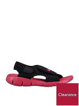 nike-sunray-adjust-4-childrens-sandal-blackpinknbsp