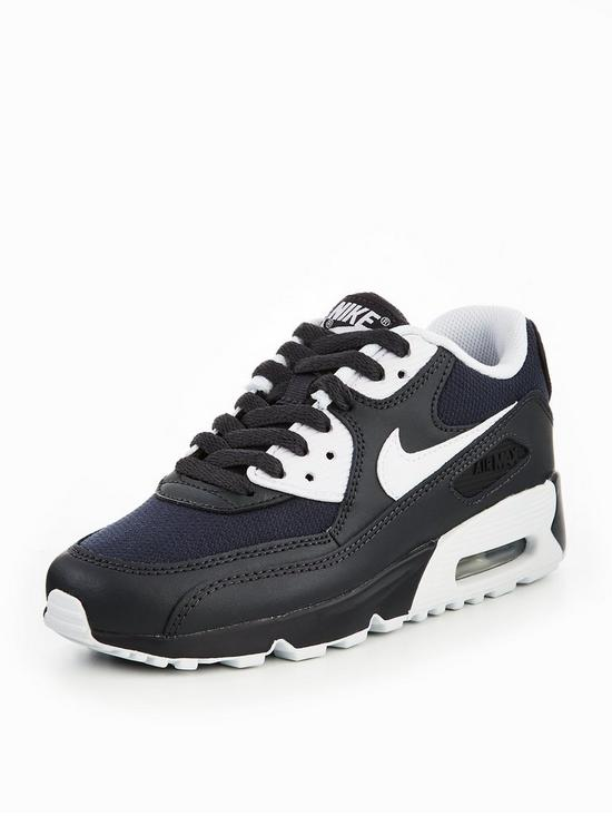 Nike Air Max 90 Mesh Junior Trainer  1b18a03d834b9
