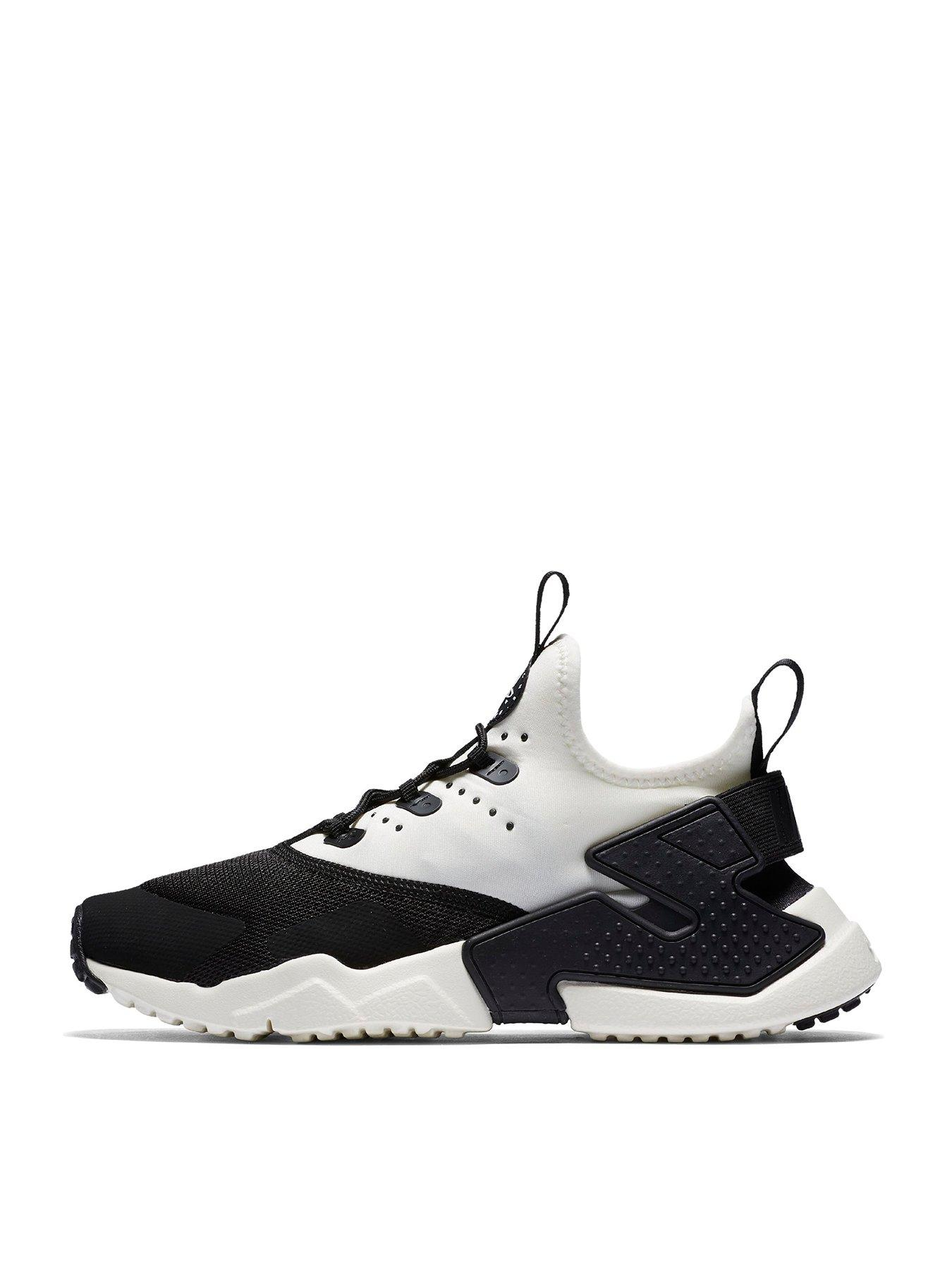 69ed35bdcc63 ... cheapest nike huarache run drift junior trainer very 4412e 94753