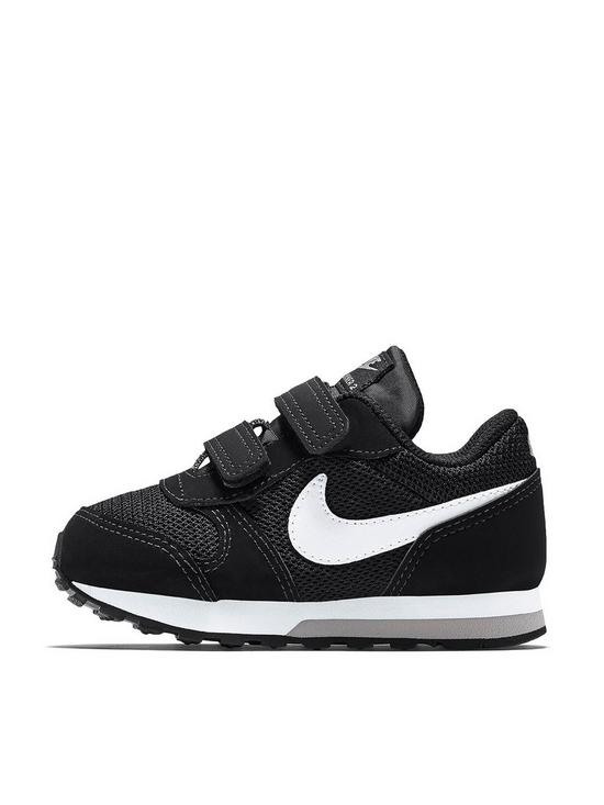 ccd7c6882f7 Nike MD Runner 2 Infant Trainer - Black