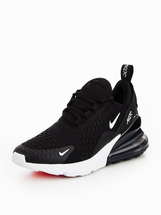 size 40 358f5 f677d Nike Air Max 270 Junior Trainer