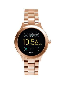 fossil-fossil-q-venture-rose-gold-ip-stainless-steel-bracelet-ladies-display-watch