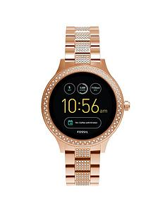 fossil-q-venture-rose-gold-ip-stone-set-stainless-steel-ladies-smartwatch