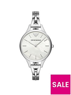 emporio-armani-stainless-steel-bracelet-ladies-watch