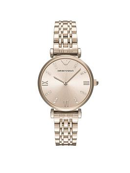 emporio-armani-emporio-armani-pink-ip-stainless-steel-bracelet-ladies-watch