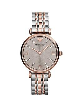 emporio-armani-2-tone-rose-gold-stainless-steel-bracelet-ladies-watch