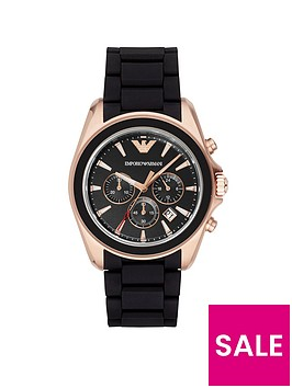 emporio-armani-ar6066-rose-gold-stainless-steel-with-black-rubber-strap-gents-watch