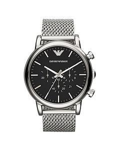 emporio-armani-46mm-stainless-steel-mesh-bracelet-gents-watch