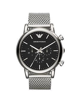 emporio-armani-46mm-stainless-steel-mesh-bracelet-gents-watch