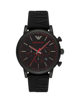 emporio-armani-black-ip-stainless-steel-silicone-strap-gents-watch