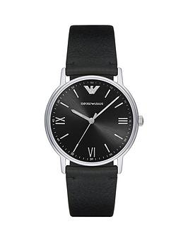 emporio-armani-emporio-armani-stainless-steel-black-strap-gents-watch