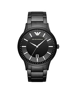 emporio-armani-ar11079nbspblack-ip-mens-watch