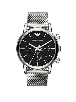 emporio-armani-stainless-steel-mesh-bracelet-gents-watch
