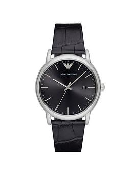 emporio-armani-emporio-armani-slim-stainless-steel-black-dial-leather-strap-gents-watch