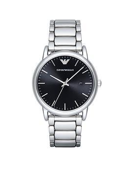 emporio-armani-emporio-armani-stainless-steel-black-dial-bracelet-gents-watch