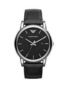 emporio-armani-emporio-armani-stainless-steel-leather-strap-gents-watch