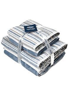 silentnight-zero-twist-4-piece-towel-bale