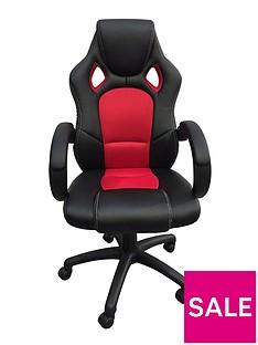 alphason-jensen-office-chair-blackred