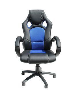 alphason-jensen-office-chair-blackblue