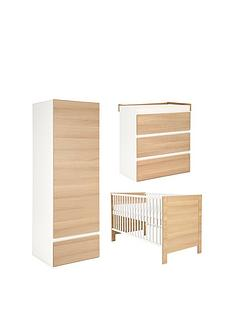 mamas-papas-mamas-amp-papas-cooper-cot-bed-dresser-changer-and-wardrobe