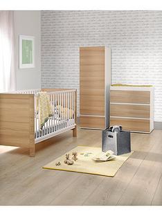 mamas-papas-mamas-amp-papas-cooper-cot-bed-dresser-changer-and-wardrobe