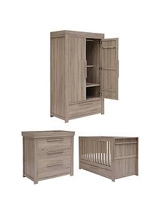 mamas-papas-franklin-cot-bed-dresser-changer-and-wardrobe